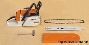 Комплект поставки Stihl MS 180