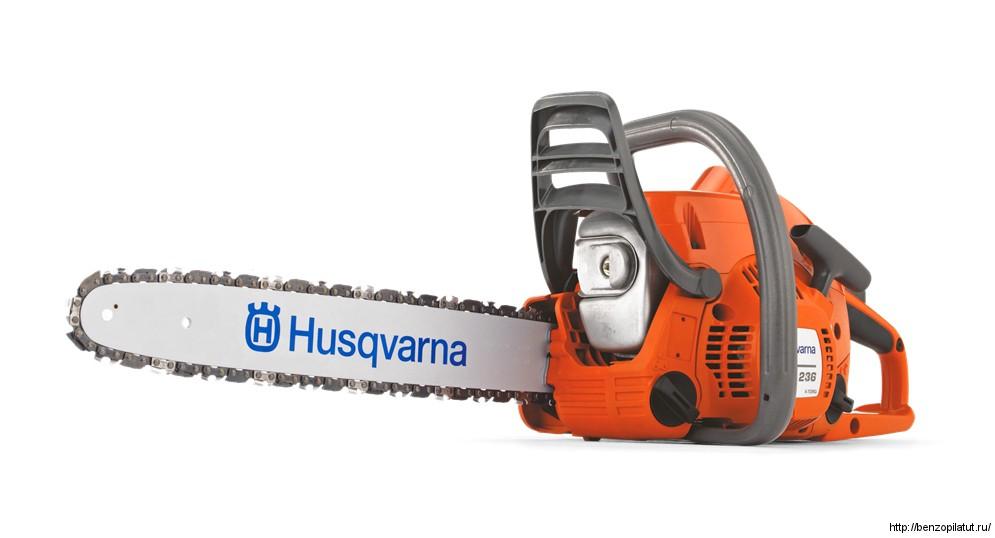 бензопила Husqvarna 236 инструкция по эксплуатации видео img-1