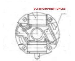 Зажигание бензопилы Урал-