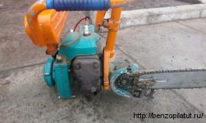 Урал -бензопила