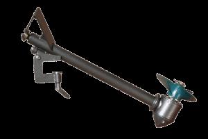 Насадка лодочный мотор для бензопилы