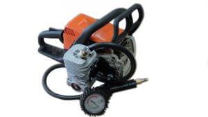 Насадка для бензопилы-компрессор
