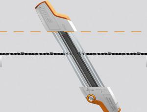 Устройство для заточки цепи бензопилы stihl
