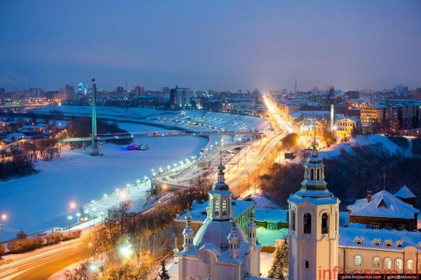 ТОП 10 городов России с лучшем качеством жизни в 2018 году, на 1-ом месте Тюмень