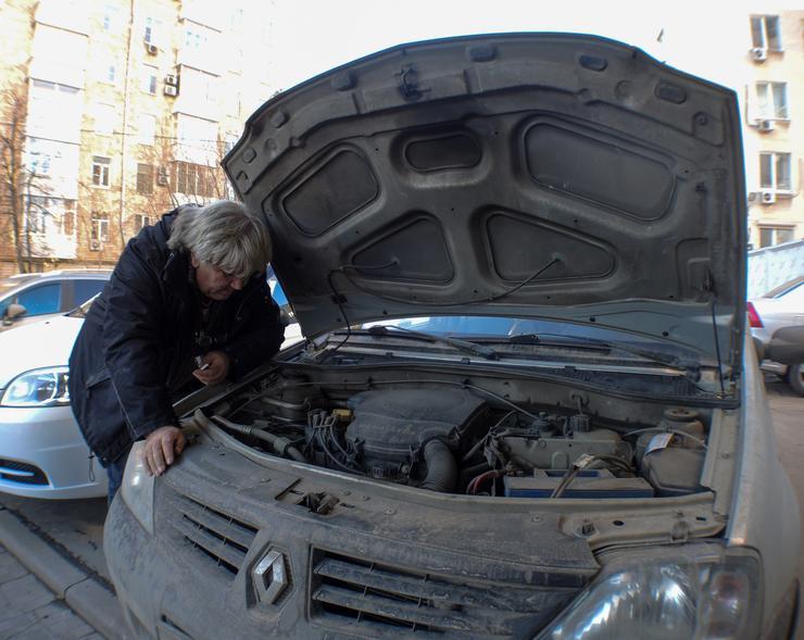Что делать, если на ходу перегрелся двигатель