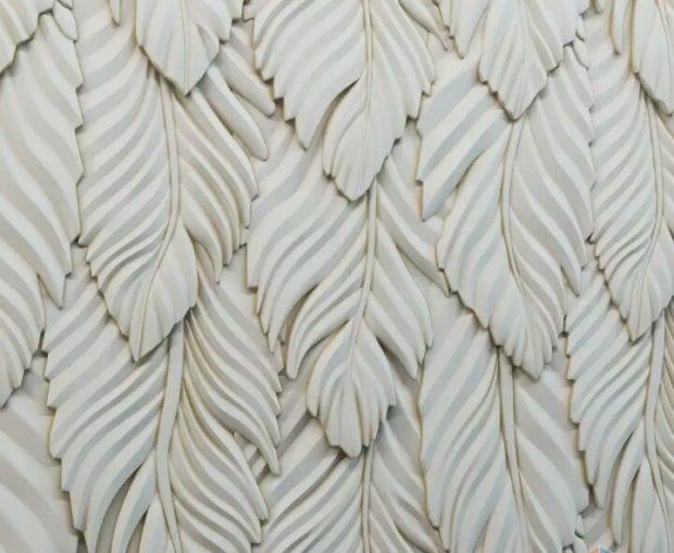 10 советов по выбору гипсовых 3D панелей для стен: форма, монтаж
