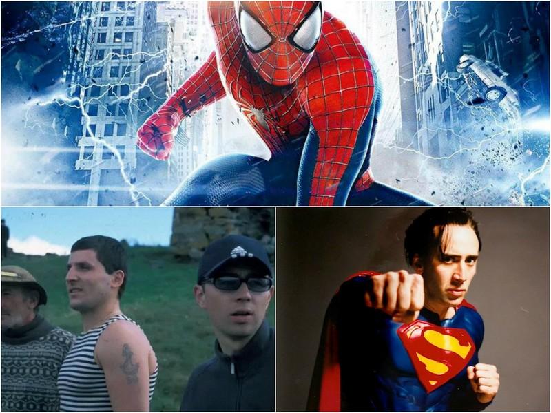 Фильмы, которые так и не вышли, хотя были анонсированы