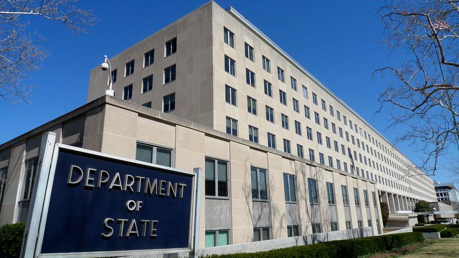 Госдеп отреагировал на отказ в визах США для российских участников ГА ООН