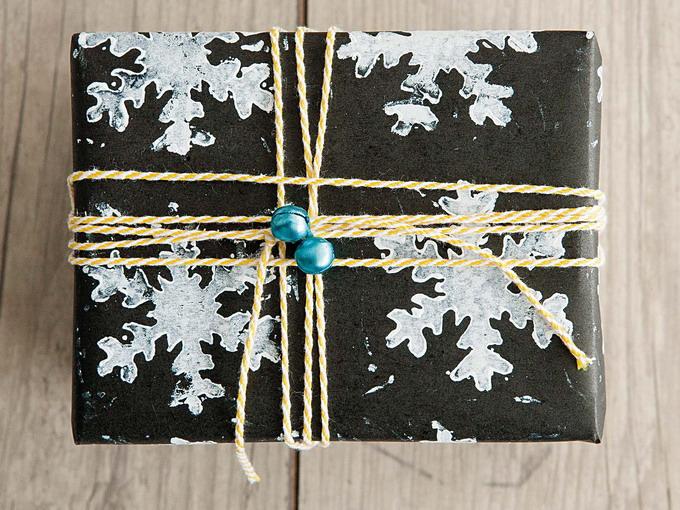 Упаковка подарков в скандинавском стиле, 7 легких зимних идей